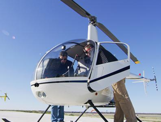 Student and Instrctor Pre-Flight brief