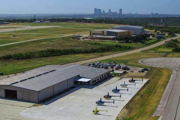 helicopter pilot school fort worth texas